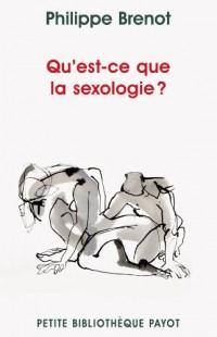 Qu'est ce que la sexologie ?