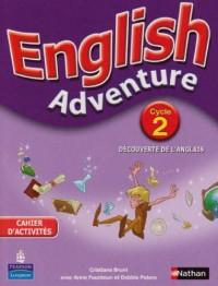 English Adventure Cycle 2 Découverte de l'Anglais