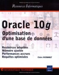 Oracle 10g : Optimisation d'une base de données