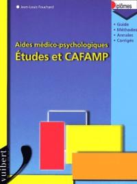 Aides medico-psychologiques : études et CAFAMP