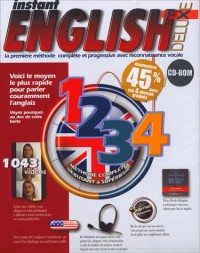 Instant English Deluxe FX niveaux 1 à 4 : CD-ROM