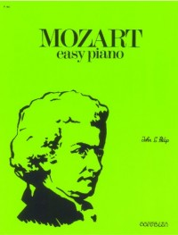 Partition: Mozart easy piano