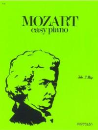 Partition: Mozart easy piano