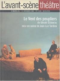 L'Avant-Scène théâtre, N° 1128, Janvier 200 : Le vent des peupliers