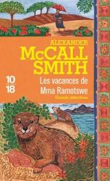 Les vacances de Mma Ramotswe [Poche]