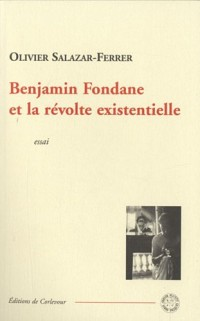 Benjamin Fondane et la révolte existentielle