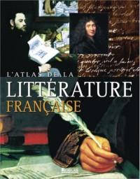 Atlas de la littérature française