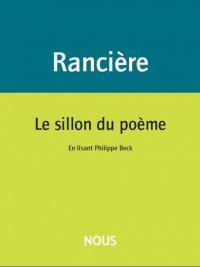 Le sillon du poème : En lisant Philippe Beck