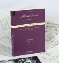 Méthodes & Traités Flûte traversière Volume 1 : France 1800-1860