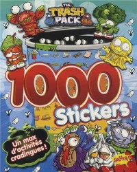 TRASH PACK / 1000 STICKERS