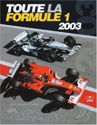 Toute la Formule 1 2003