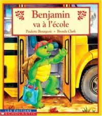 Benjamin Va a l'Ecole