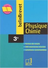 Physique-Chimie 3ème