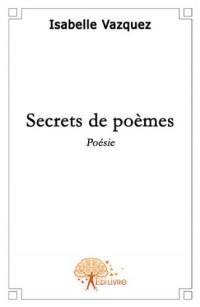 Secrets de poèmes