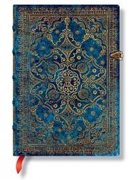 Paperblanks Equinoxe PB2680-8 Carnet de note Ligné Azur