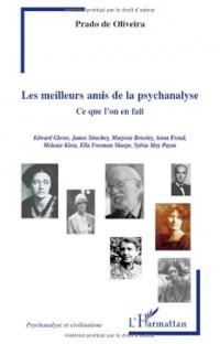 Les meilleurs amis de la psychanalyse : Ce qu'on l'on en fait