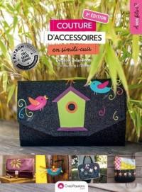 Couture d'accessoires en simili-cuir (deuxième édition)