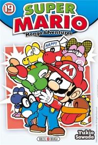 Super Mario Manga Adventures 19
