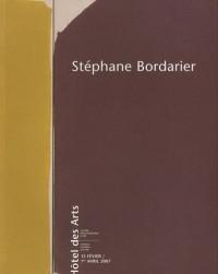 Stéphane Bordarier