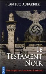 Le testament noir [Poche]