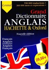 Le Grand Dictionnaire Hachette-Oxford français-anglais et anglais-français