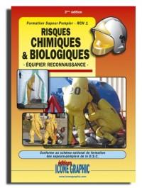 Livre : Risques chimiques et biologiques Formation sapeur-pompier RCH 1