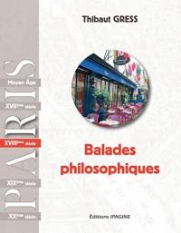 Balades Philosophiques Xviiie