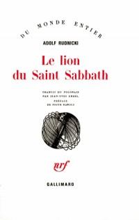 Le Lion du Saint Sabbath
