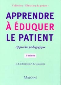 Apprendre à éduquer le patient : Approche pédagogique
