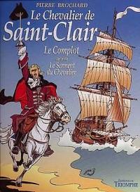 Saint clair : le complot t.1
