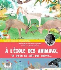 À l'école des animaux