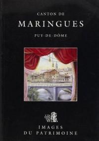 Canton de Maringues,Puy de Dome N 121