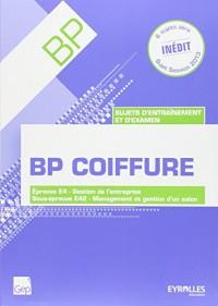 Sujets d'Entrainement Bp Coiffure - Eleve - Bp Coiffure