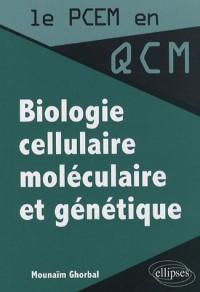 Biologie cellulaire, moléculaire et génétique