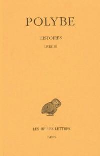 Histoires, tome 3, livre 3