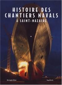 Histoire des chantiers navals à Saint-Nazaire