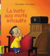 Boite aux Mots Interdits - Mai 2013