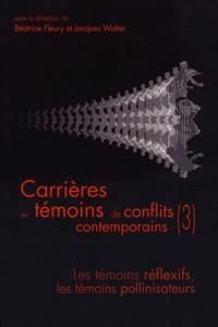 Questions de Communication, Serie Actes 23 / 2015. Carrieres de Temoi Ns de Conflits Contemporains (