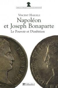 Napoléon et Joseph Bonaparte