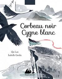 Corbeau noir, cygne blanc