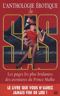 L'Anthologie érotique de SAS