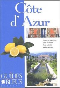 Guide Bleu : Côte d'Azur