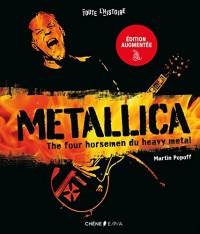 Metallica, toute l'histoire illustrée