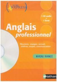 Anglais professionnel, niveau 3 (1 livre + 1 CD audio)