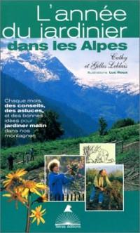 L'année du jardinier dans les Alpes