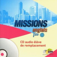 Missions Term CD Audio (Remplac) 2012