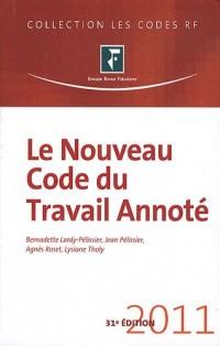Le Nouveau Code du Travail Annote 2011