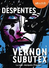 Vernon Subutex 3: Livre audio 1 CD MP3