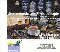 Aide-mémoire de phytothérapie