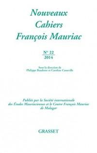 Nouveaux cahiers François Mauriac nº22